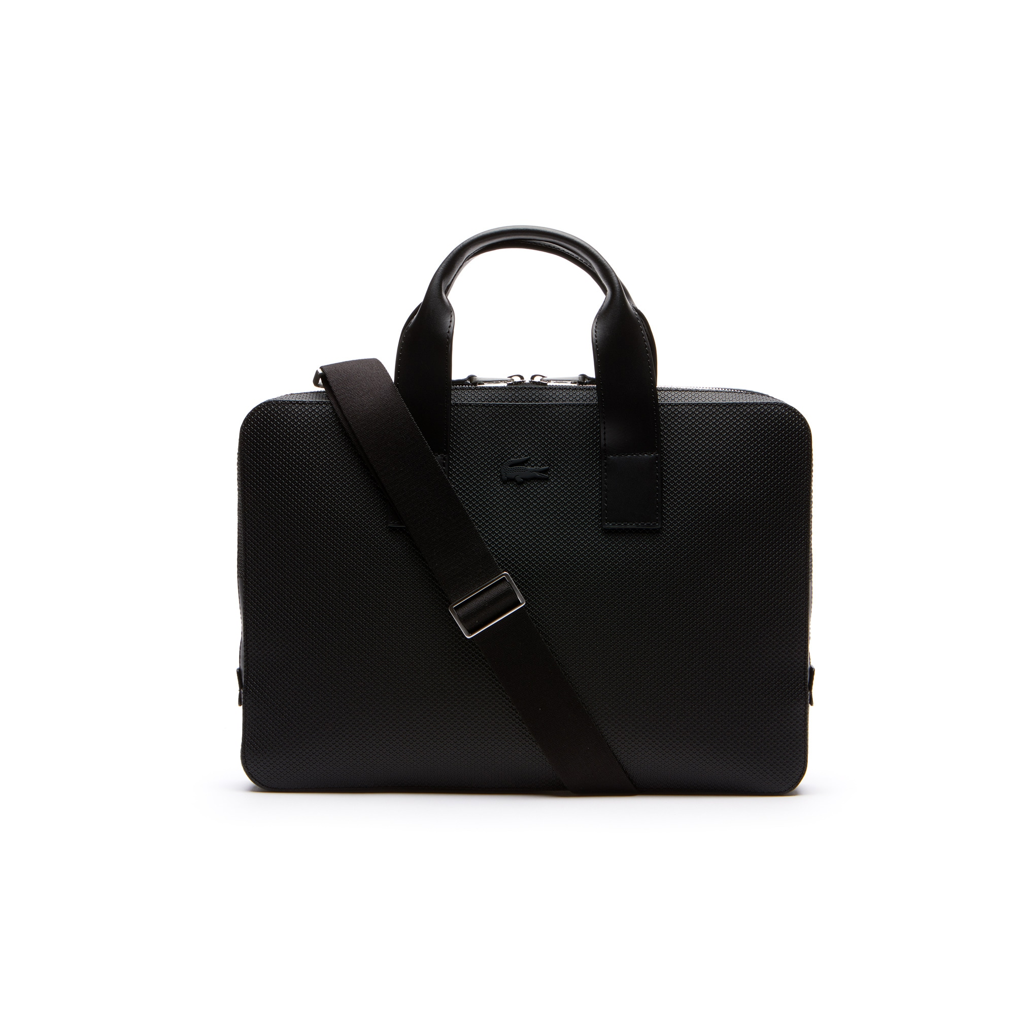 (남성) [샨타코] 매트 피케 레더 서류 가방