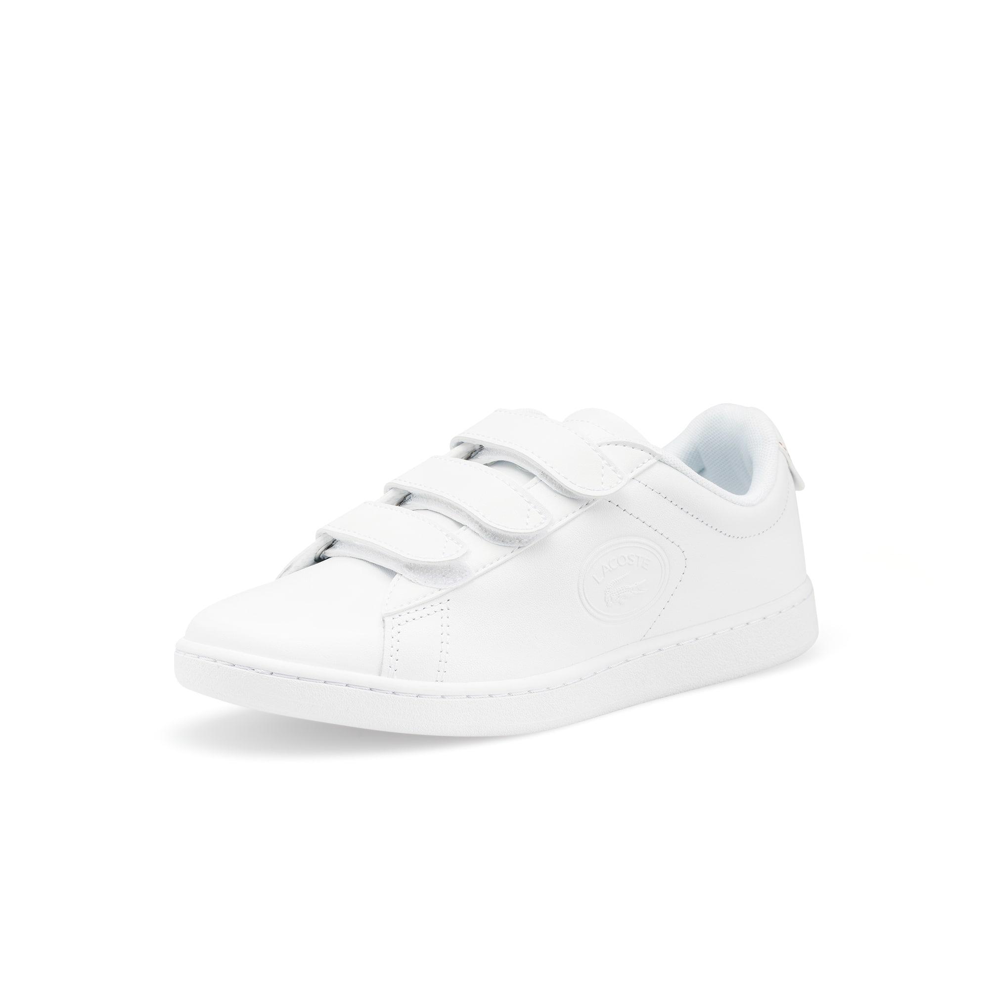 女士Carnaby Evo Strap系列皮革运动鞋