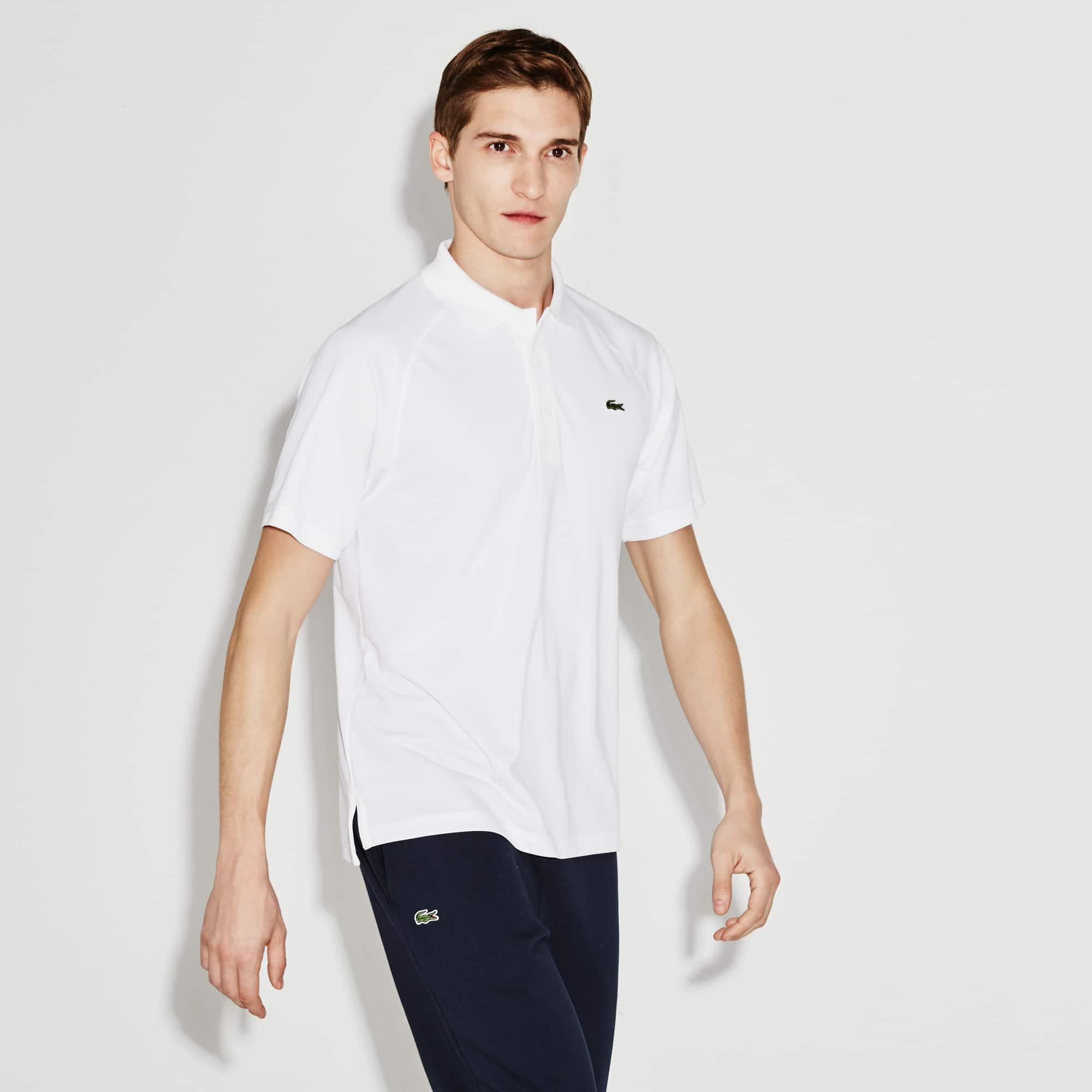 (남성) 스포츠 기능성 피케 테니스 폴로
