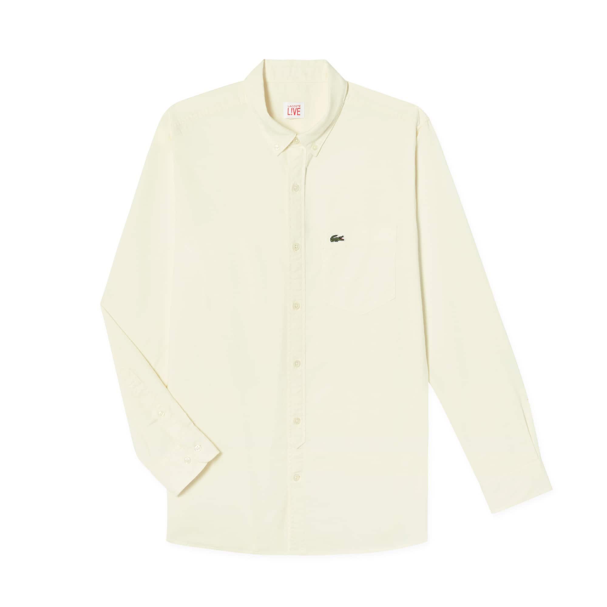 (남성) 라코스테 옥스포드 셔츠