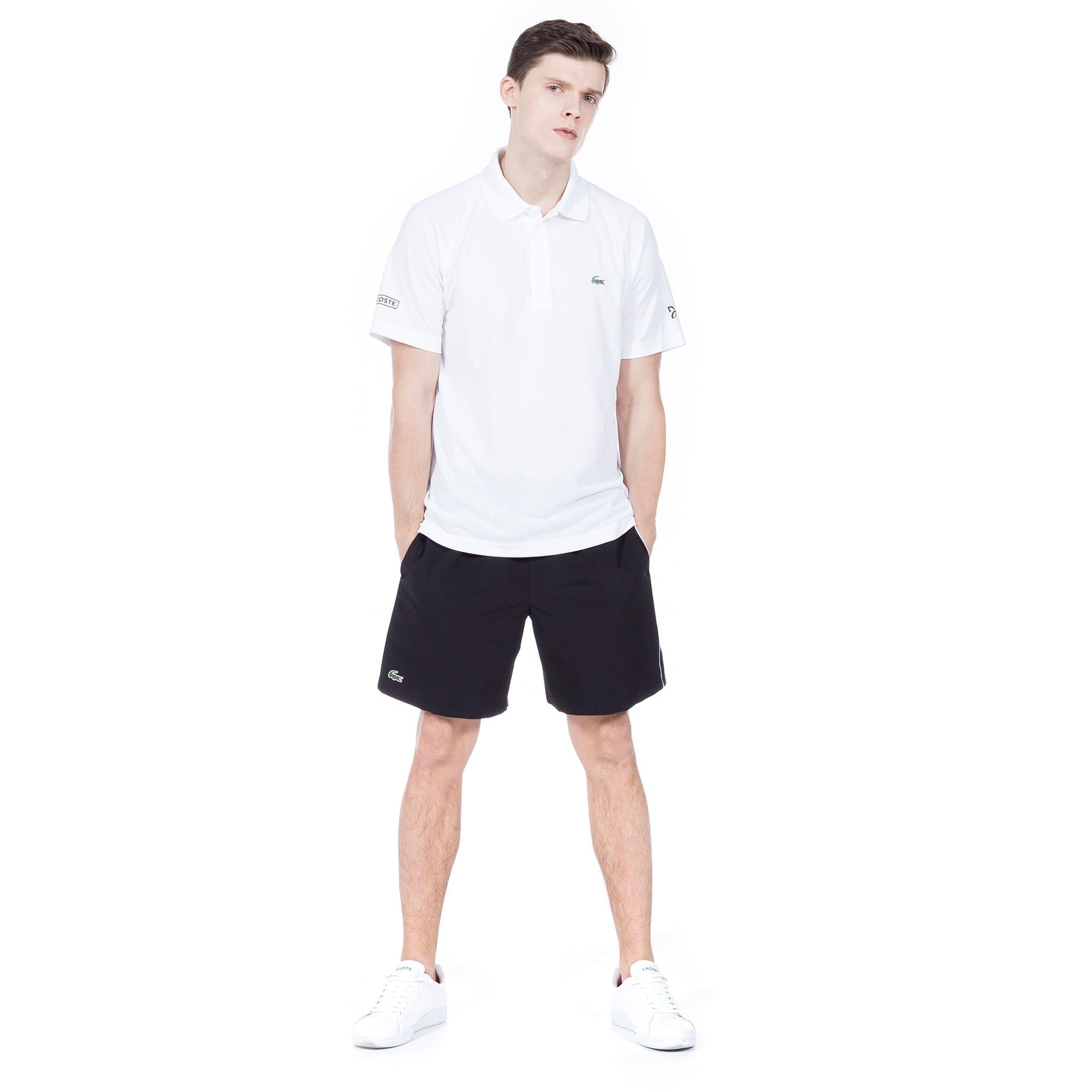 (남성) 스포츠 [Novak Djokovic Collection] 배색 단 처리 기능성 쇼츠