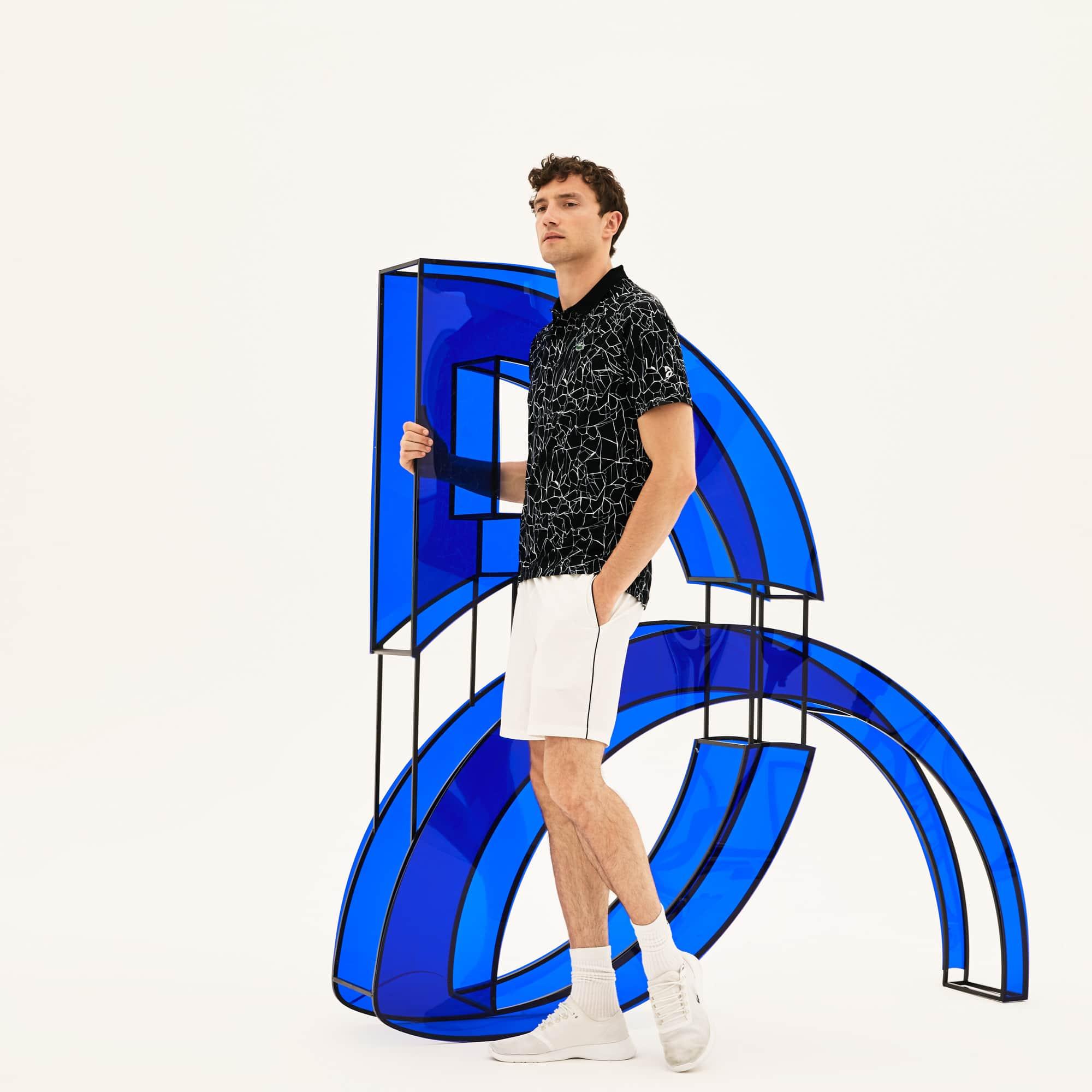 (남성) [Novak Djokovic Edition] 라코스테 스포츠 기능성 저지 폴로