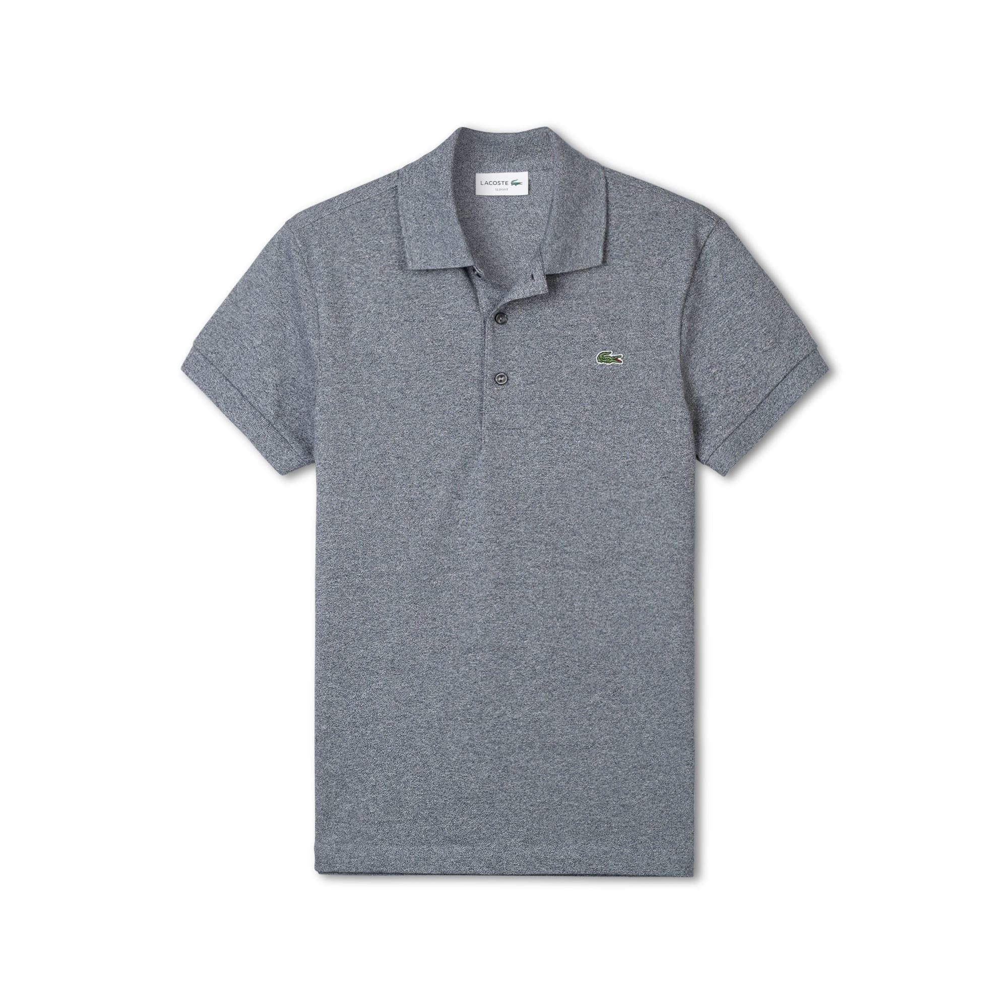 男士纯色短袖POLO衫