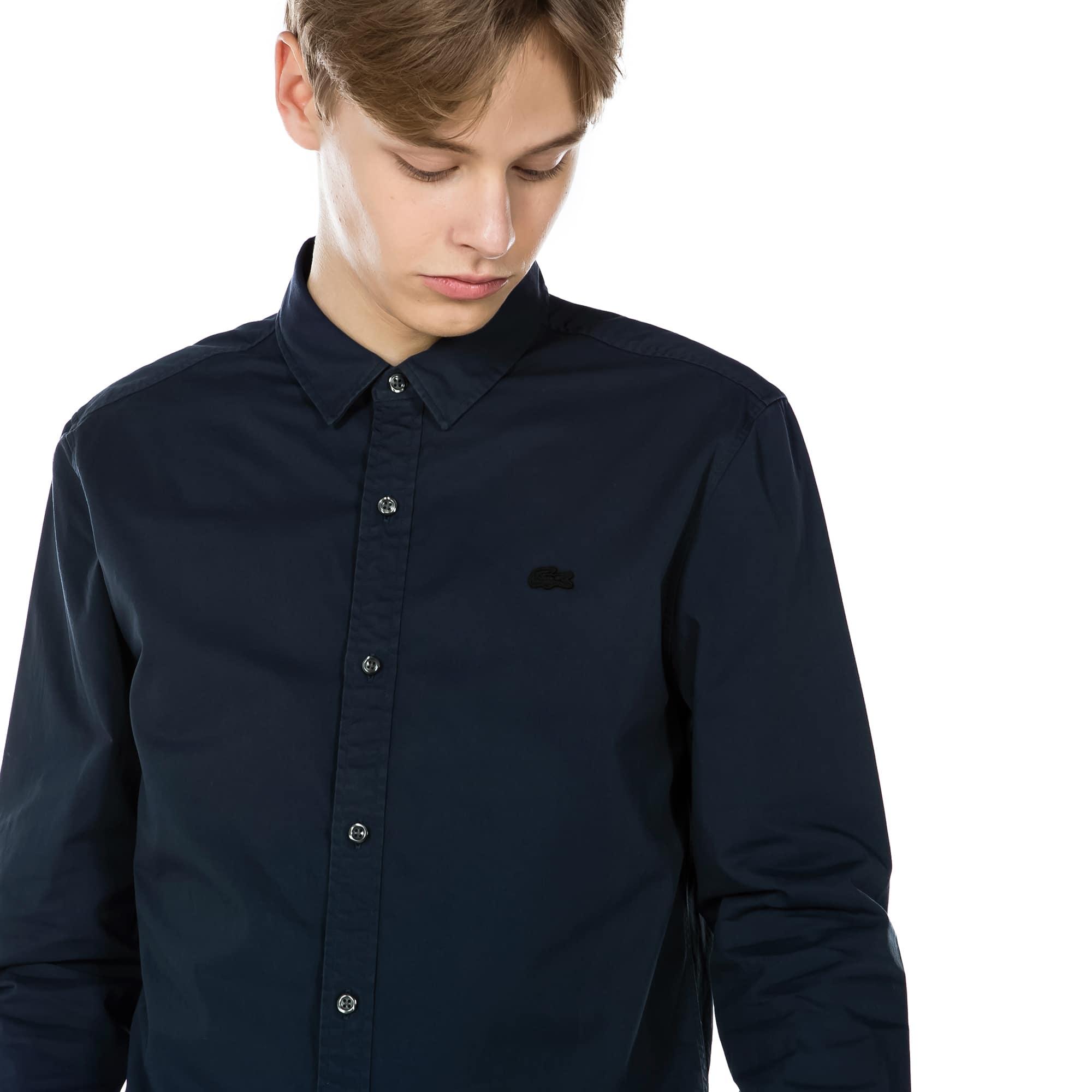 (남성) 라코스테 트윌 셔츠