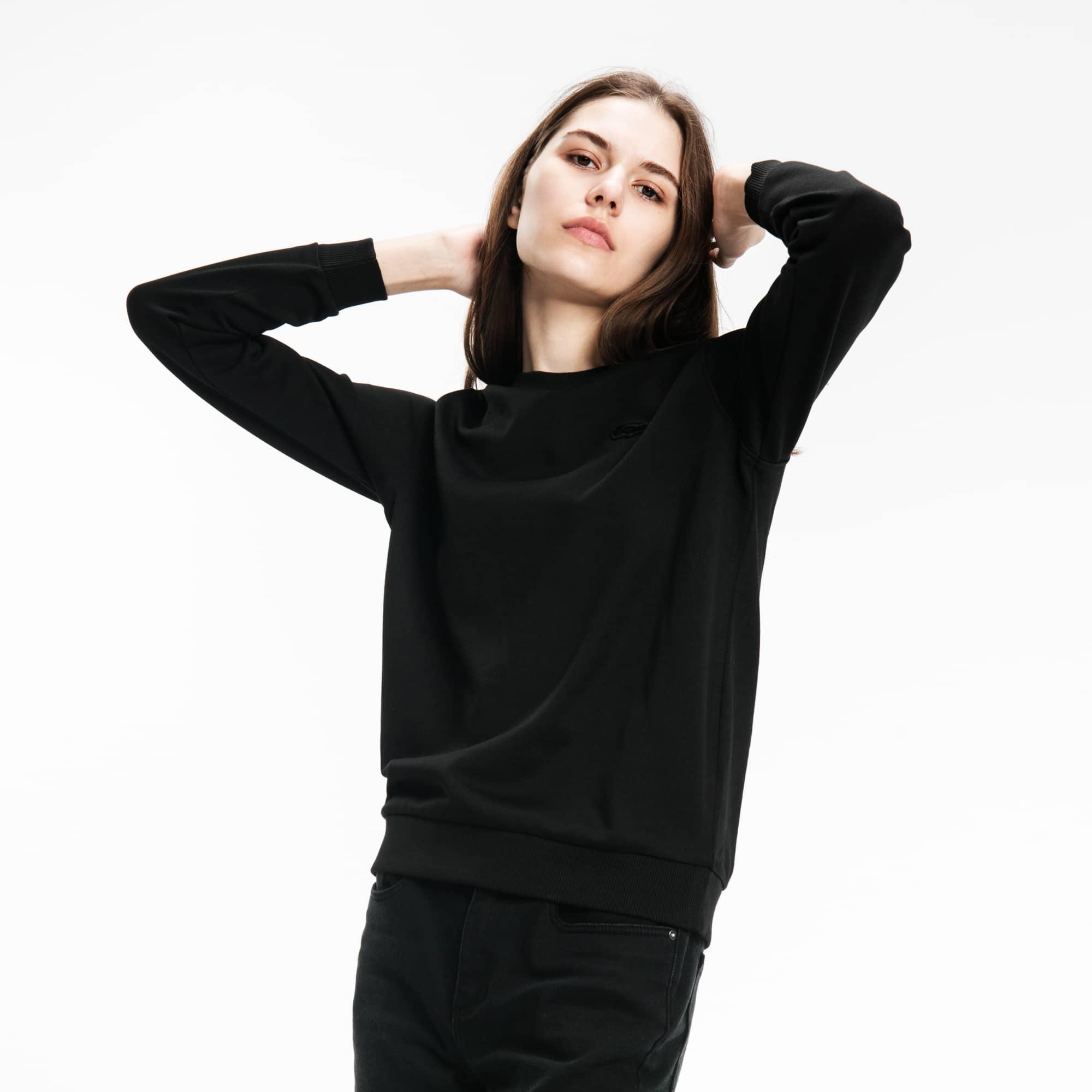 Lacoste LIVE系列女士水滴状开口羊毛运动衫
