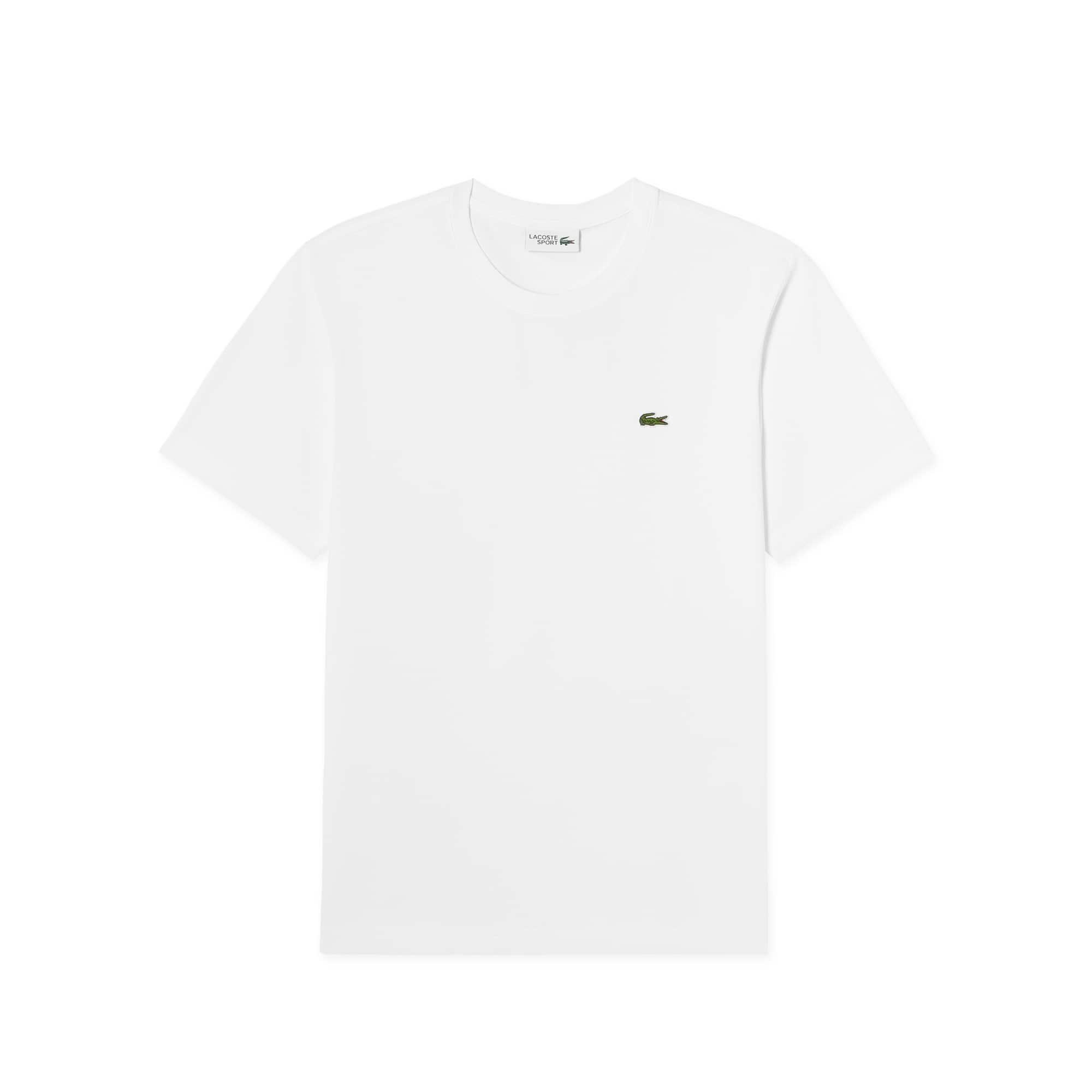 (남성) 스포츠 초경량 크루넥 코튼 테니스 티셔츠