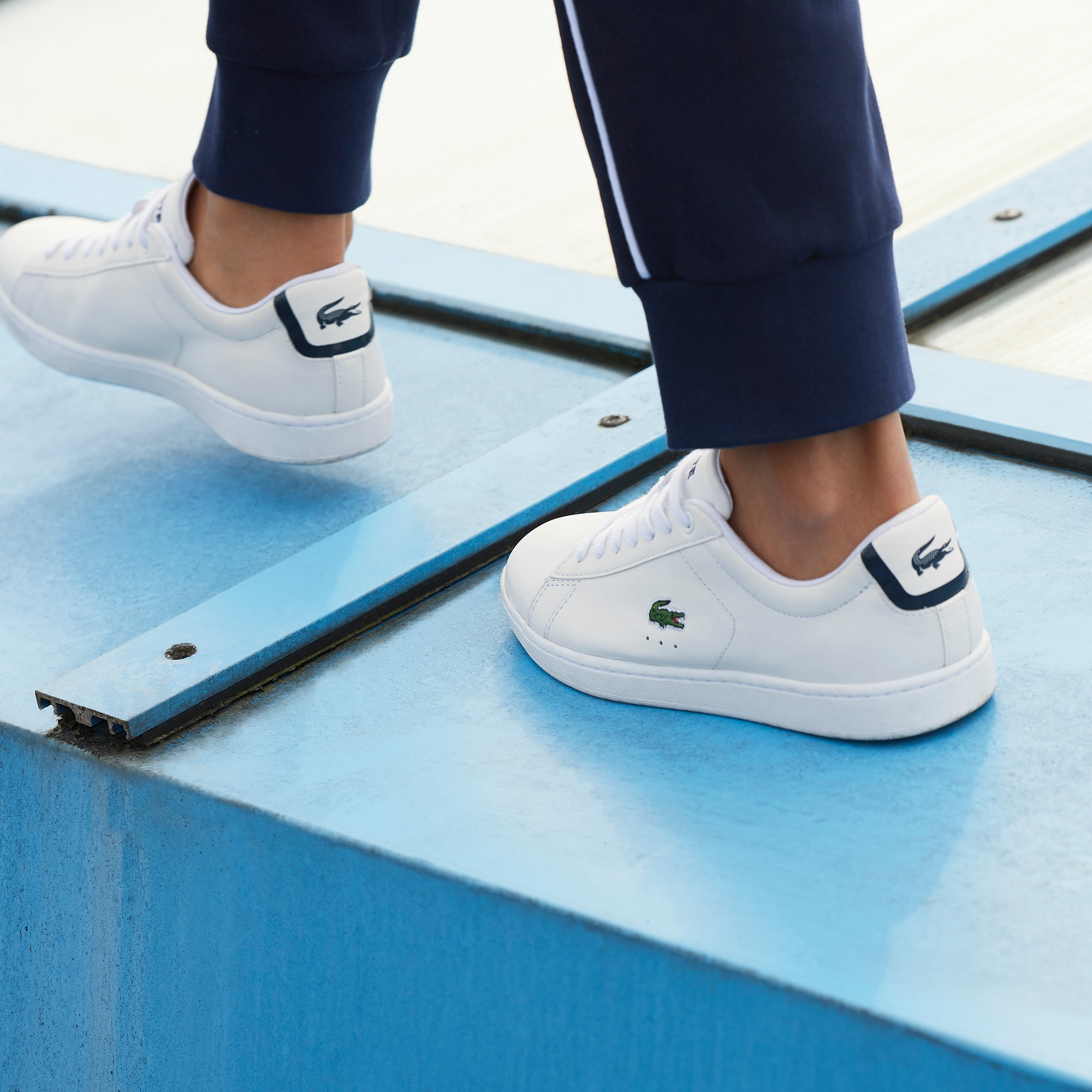 男士Carnaby Evo BL系列皮革运动鞋
