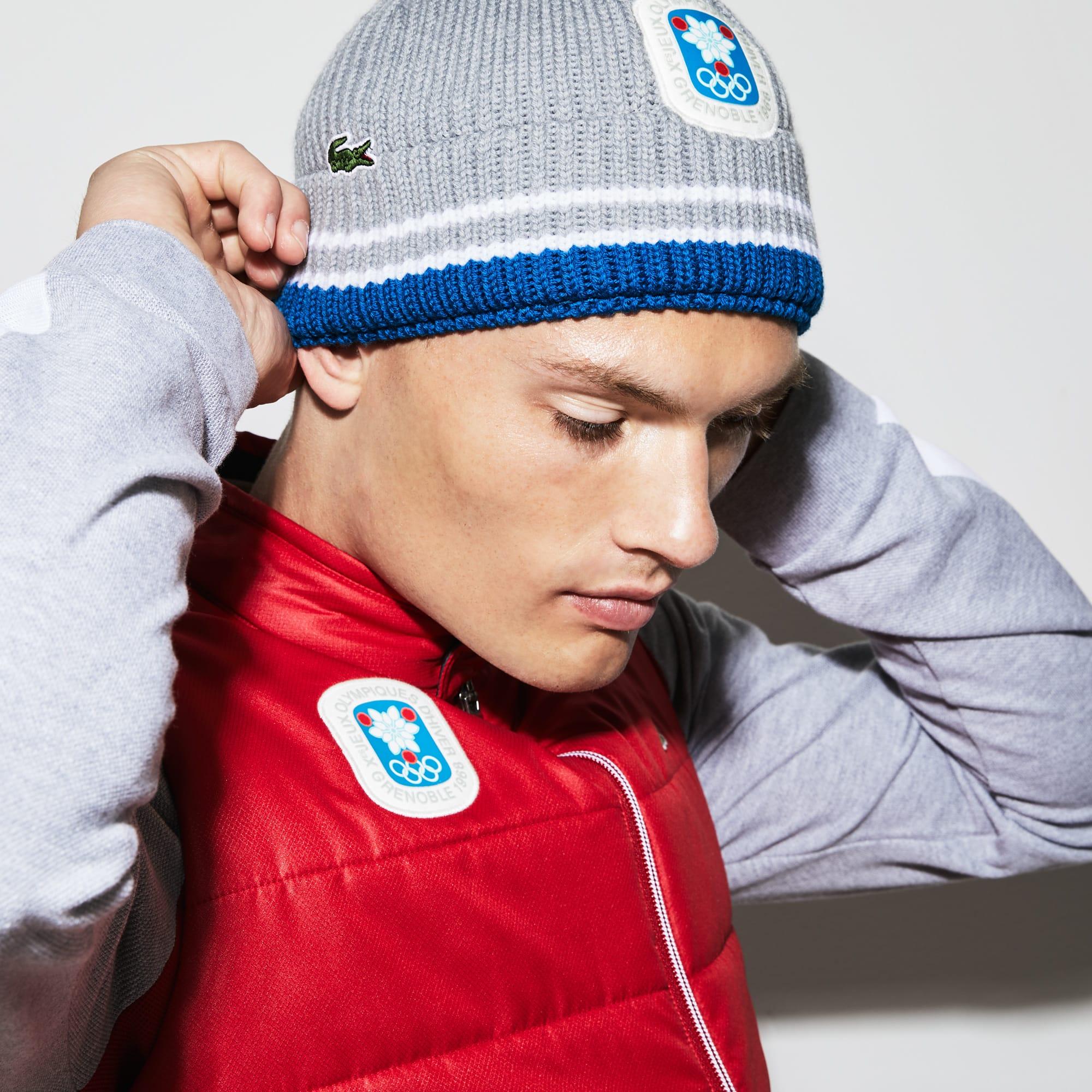 Lacoste SPORT系列奥运纪念版羊毛帽