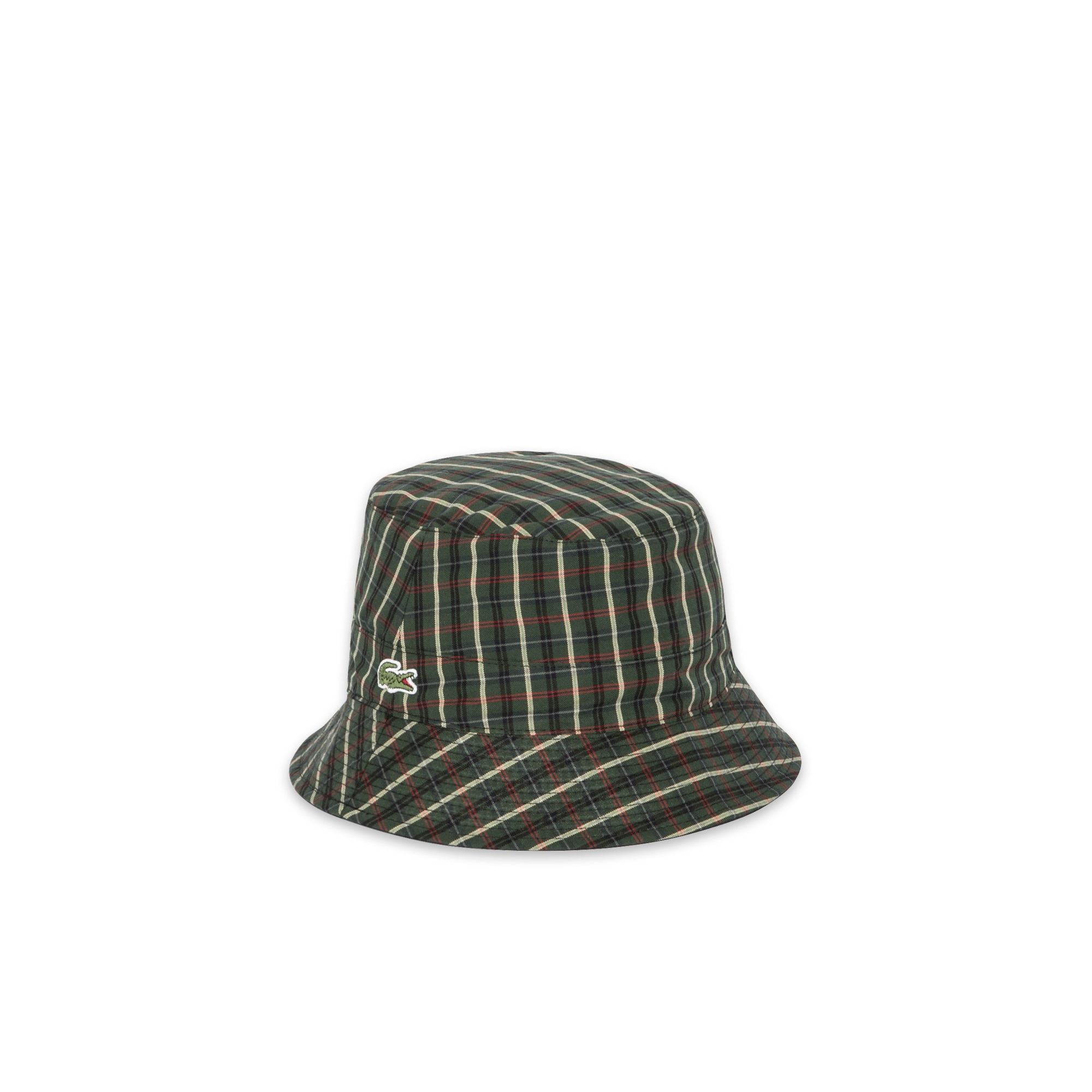 [패션쇼] 리버시블 포플린 캔버스 모자