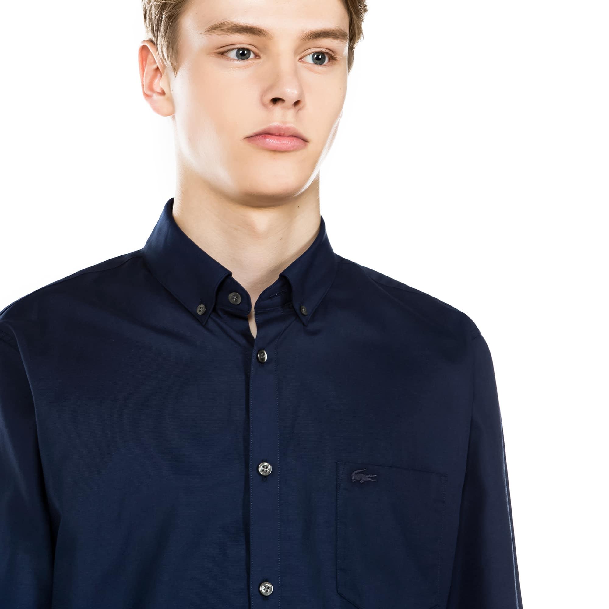 (남성) 라코스테 미니 피케 레귤러 셔츠
