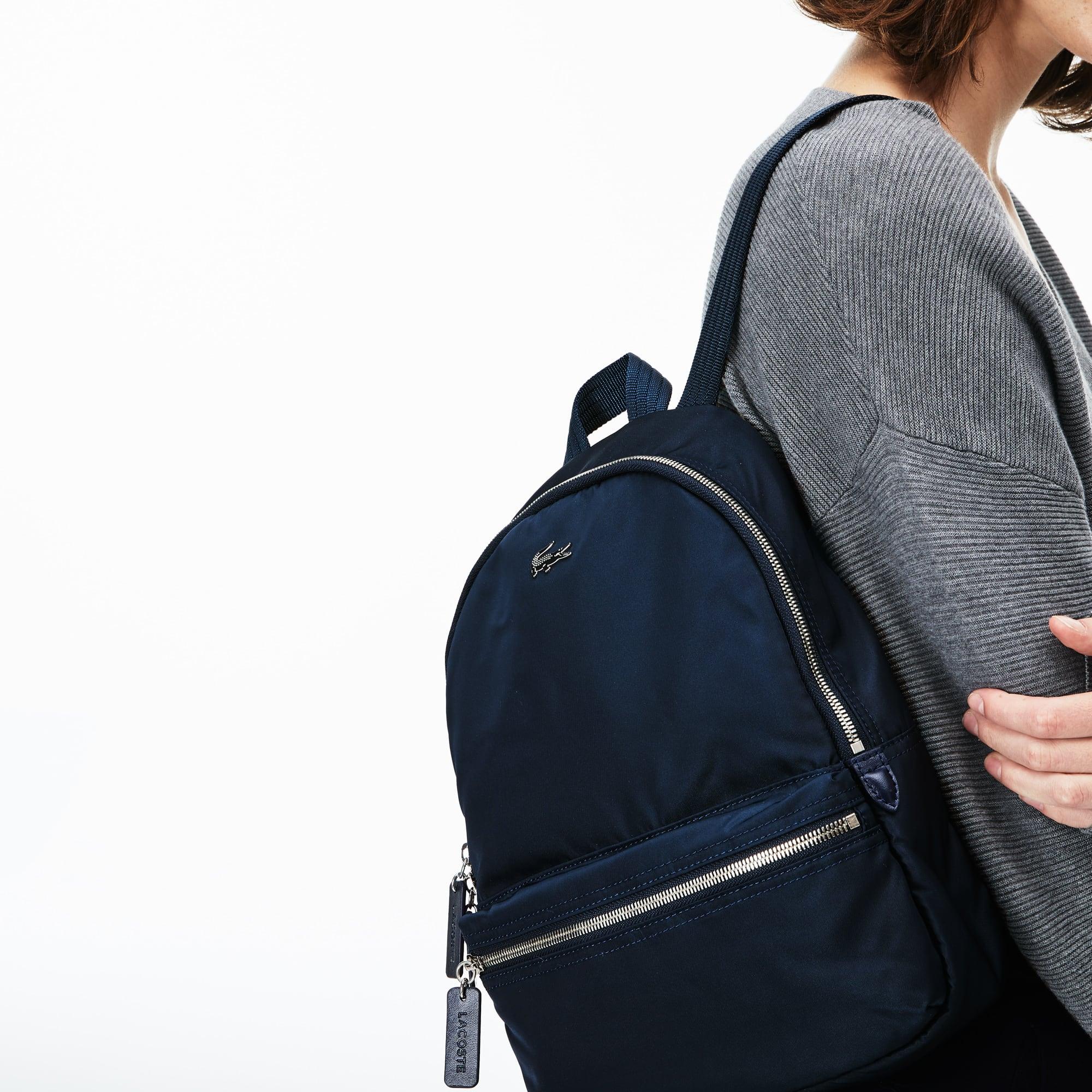 女士L.12.12尼龙背包