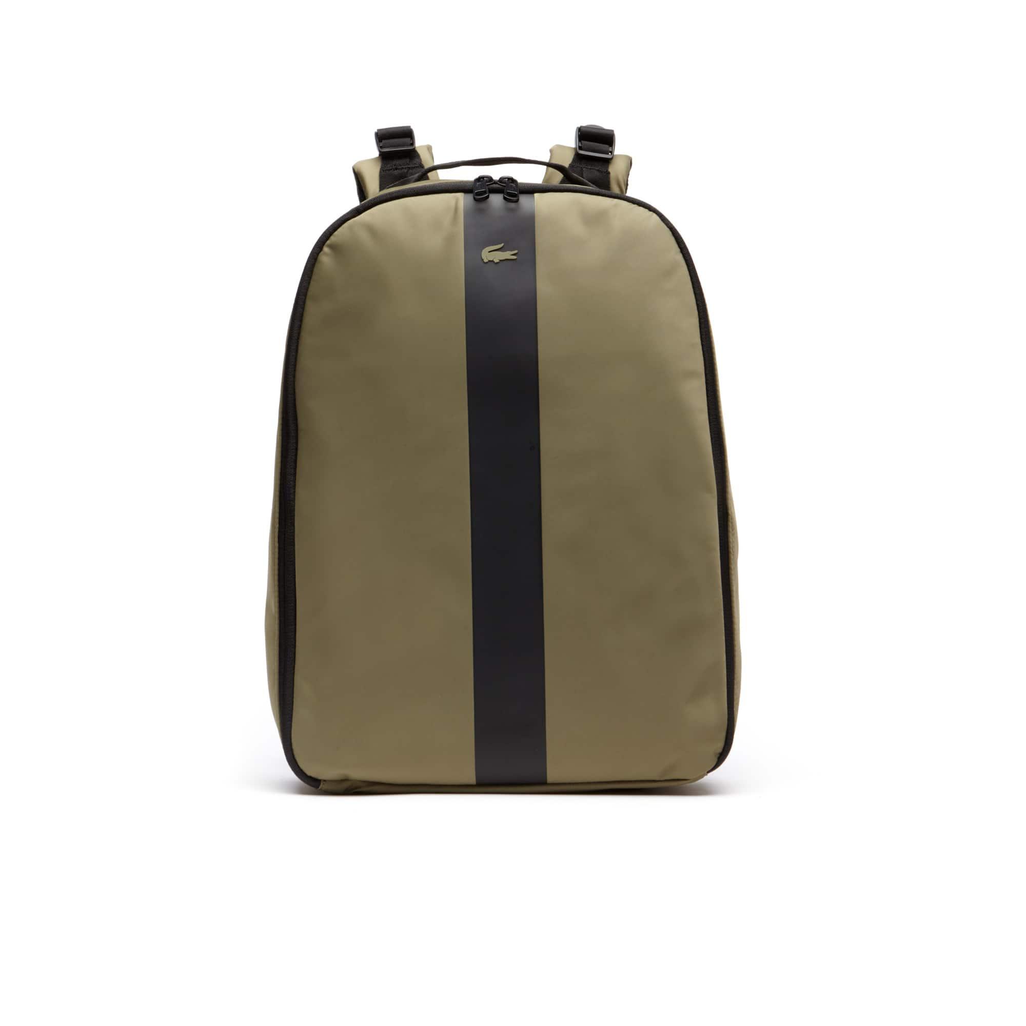 男士都市长途旅行系列撞色带尼龙背包
