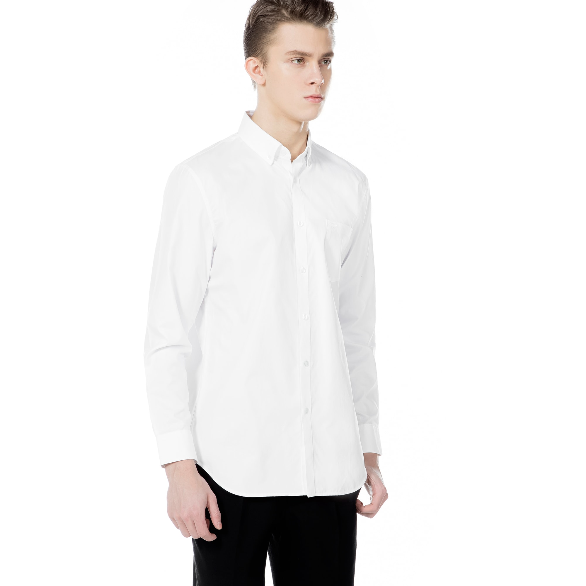 (남성) 미니 피케 레귤러 셔츠