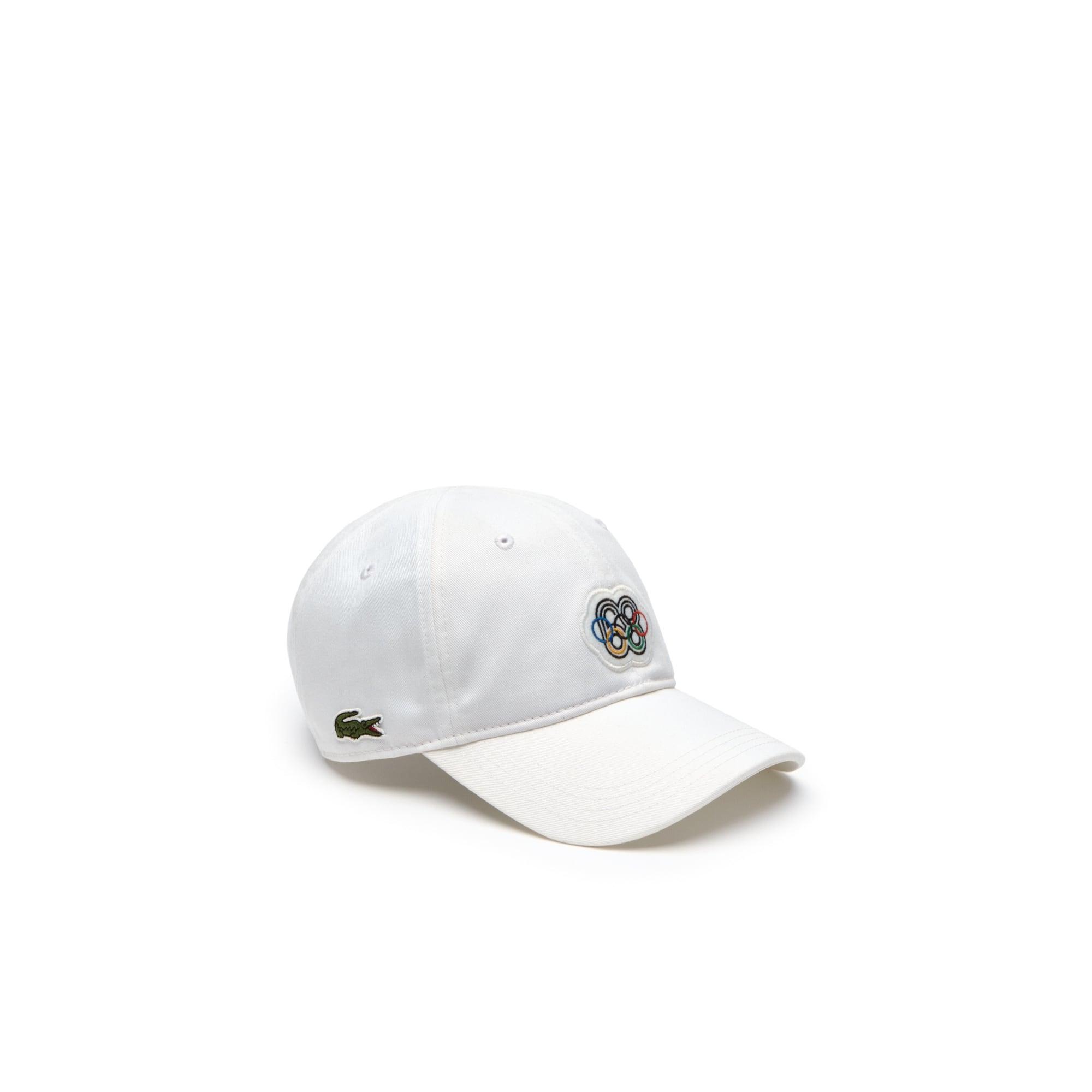 Lacoste SPORT系列奥运会纪念版华达呢帽