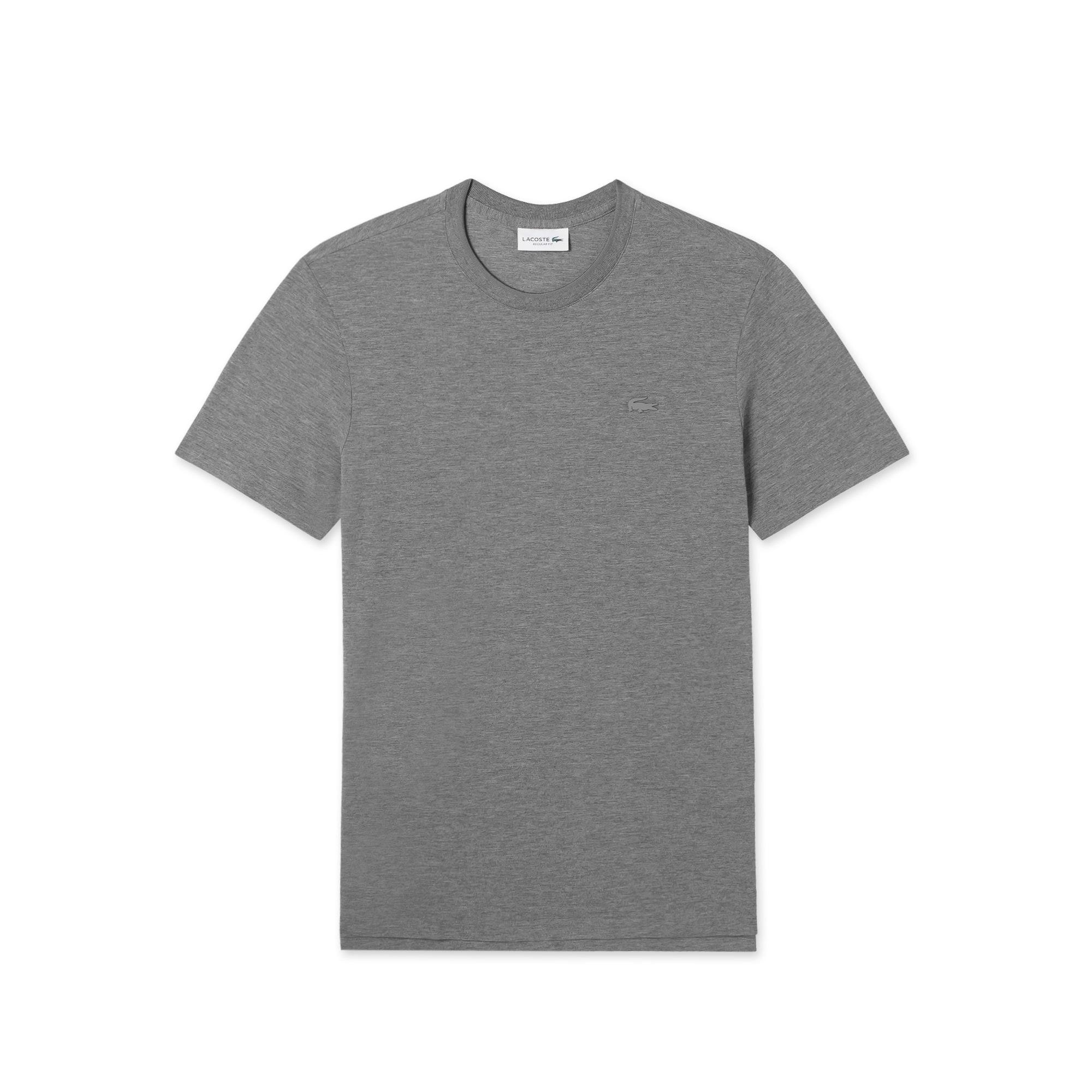 (남성) [Motion] 크루넥 피마 코튼 피케 티셔츠
