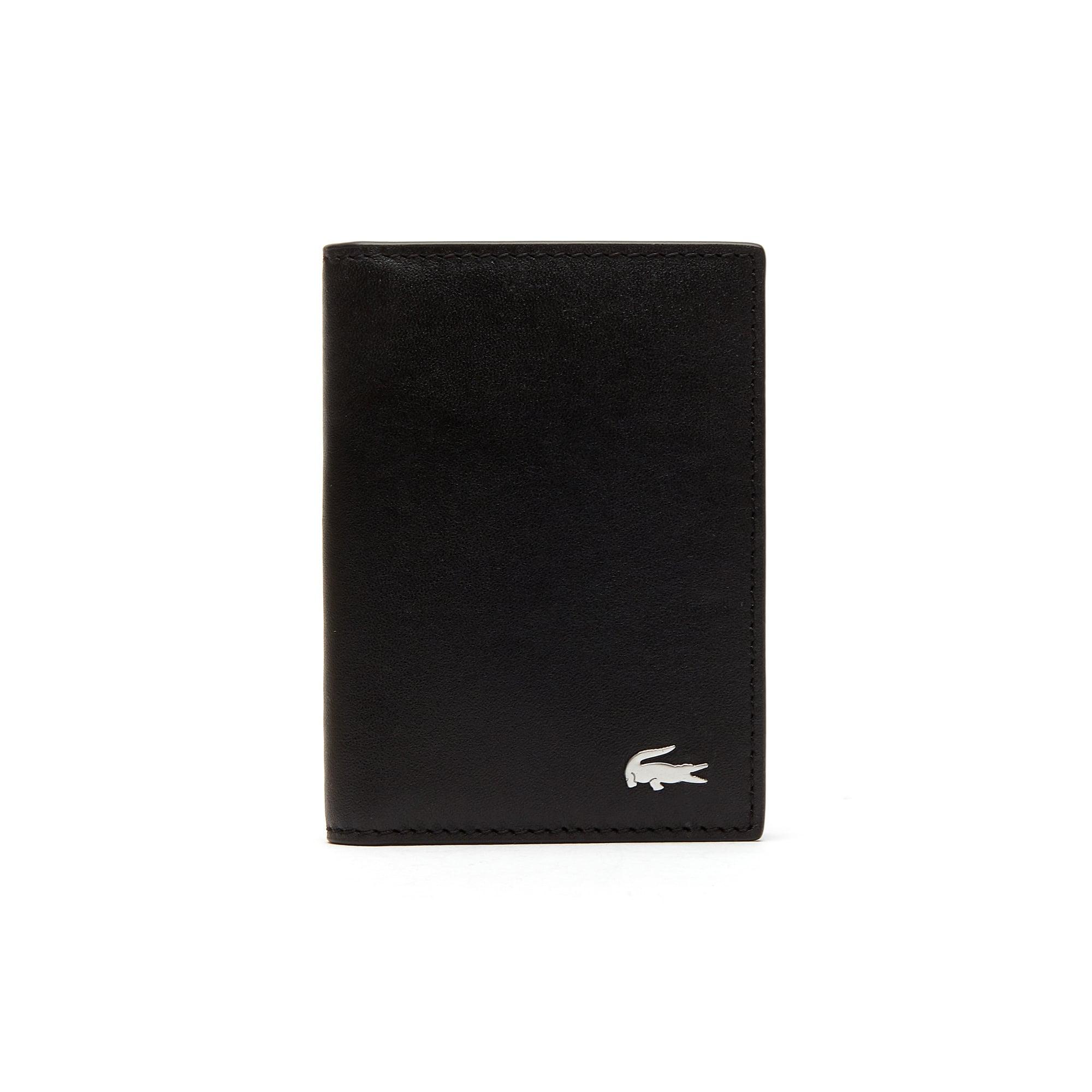 (남성) FG 3 슬롯 레더 카드 지갑