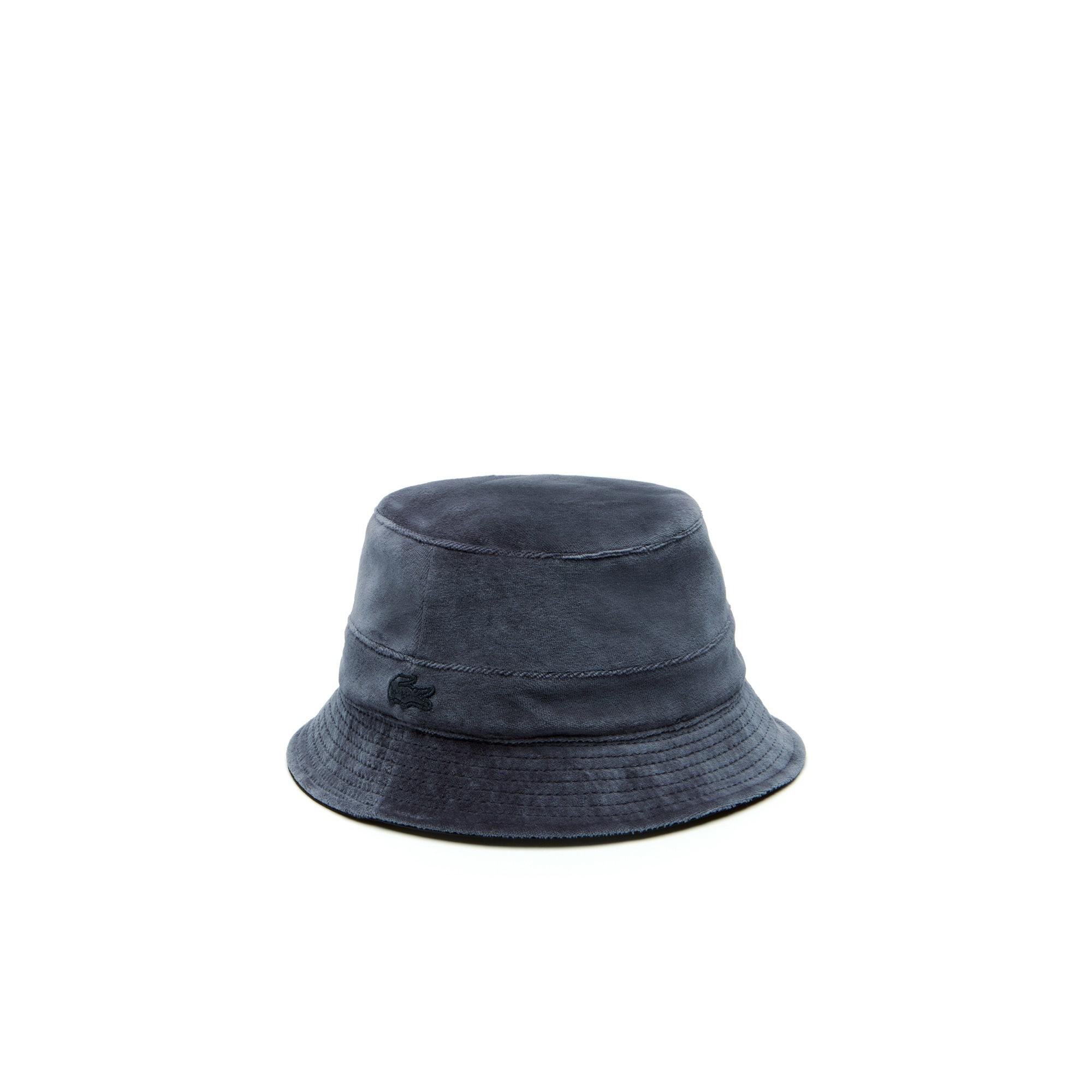 [패션쇼] 리버시블 벨벳 캔버스 모자