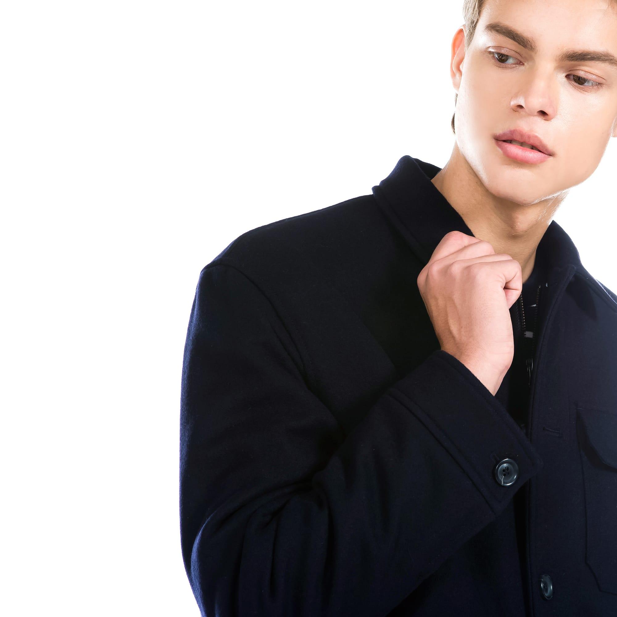 (남성) 라코스테 울 아우터 셔츠
