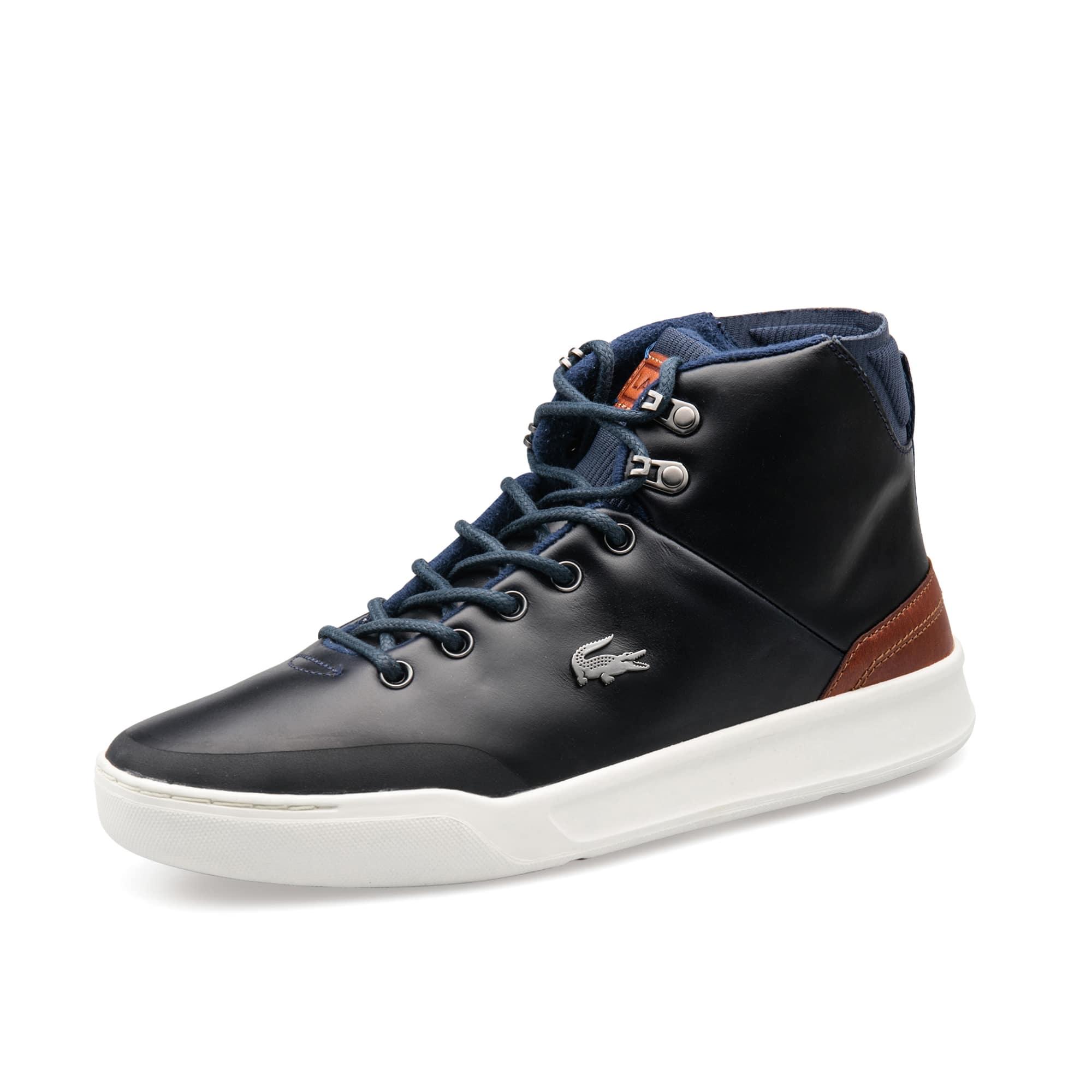 男士Explorateur Classic系列高帮皮革运动鞋