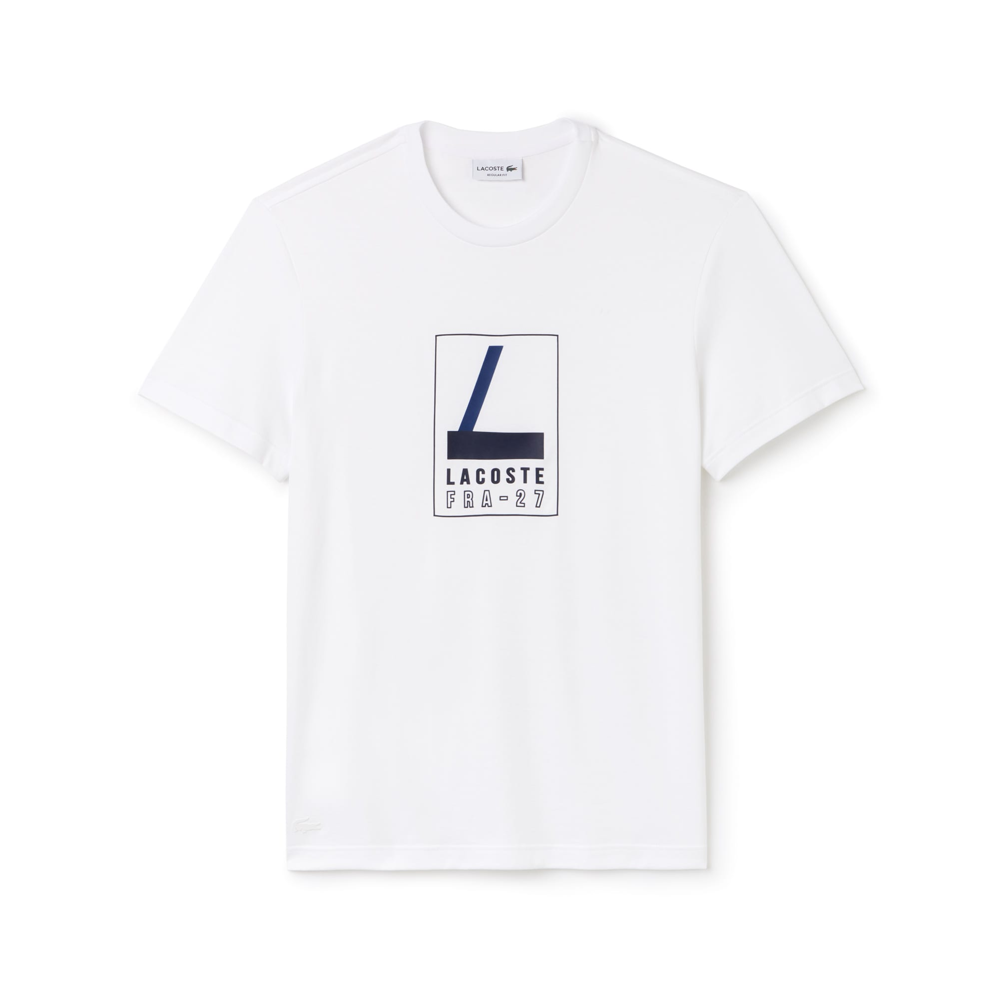 柔软平纹针织面料橡胶印字男士圆领T恤